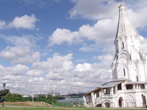 Коломенское - Усадьба-заповедник